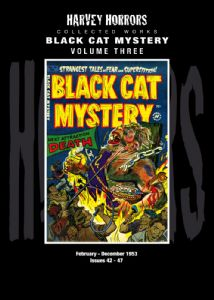 Harvey Horrors Collected Works - Black Cat Mystery (Vol 3)